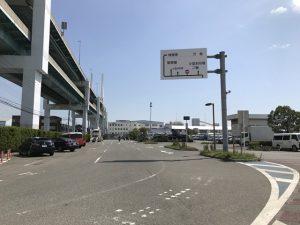 神戸陸運局入り口
